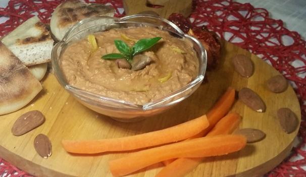 Hummus alla siciliana