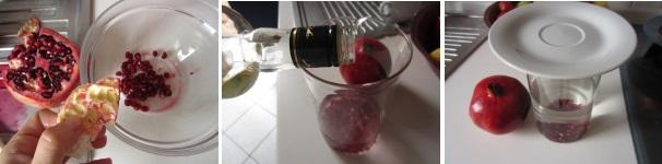 Liquore al melograno procedimento