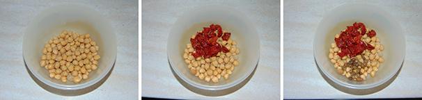 hummus siciliano prepaeazzione