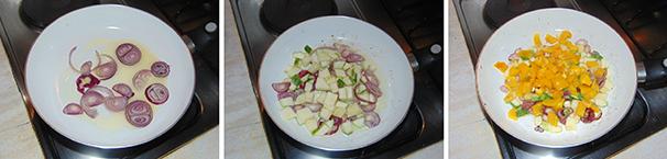 riso e verdure ricetta leggera