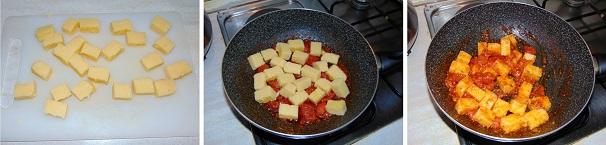 gnocchi di polenta ricetta veloce