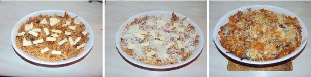 pasta al forno con sugo