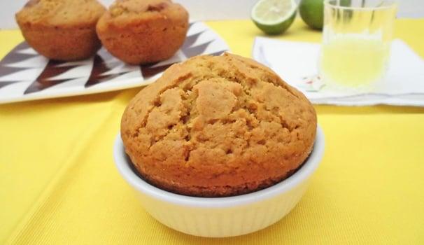 muffin al limoncello ricetta