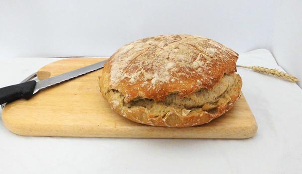 pane cafone con bimby ricetta