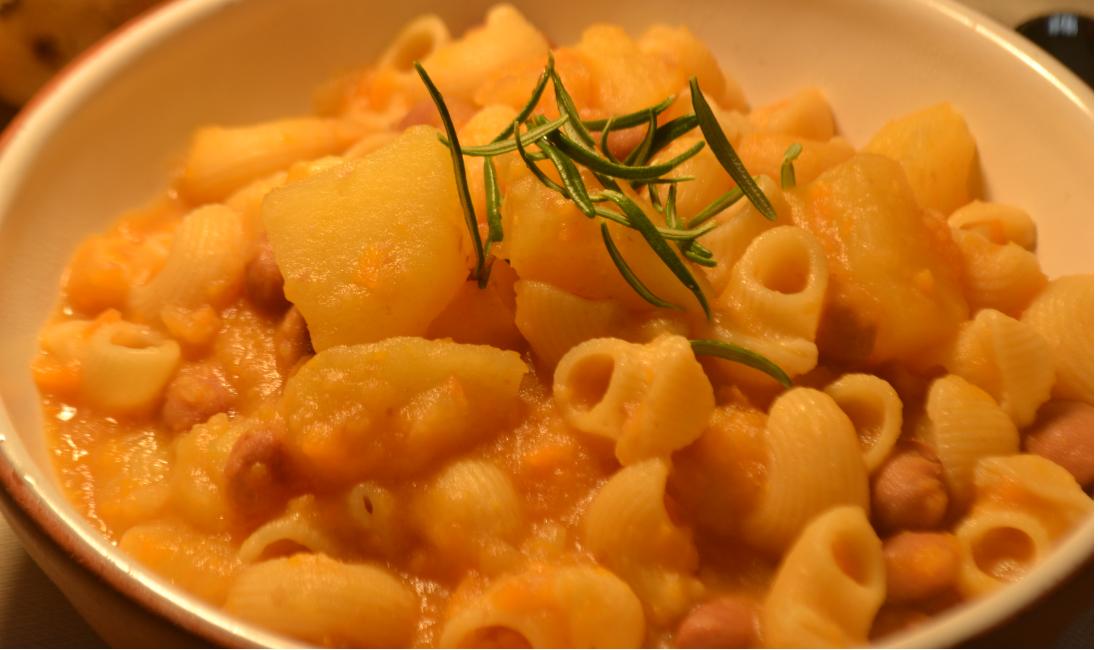 Ricetta pasta e fagioli alla veneta