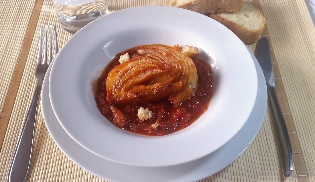 finocchi al pomodoro