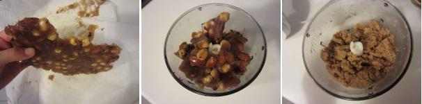 Praline preparazione per dolci e creme