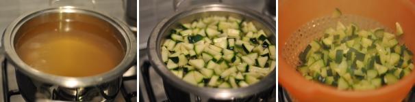 Tartare di zucchine ricetta passo a passo
