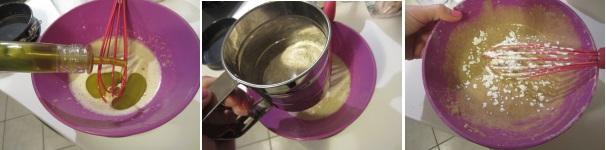 Torta Nua con yogurt e confettura deliziosa