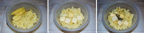antipasto con patate