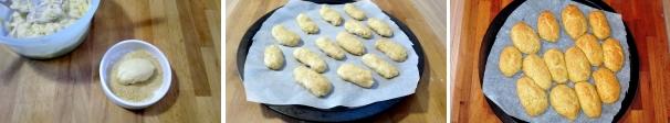 biscotti da latte procedimento
