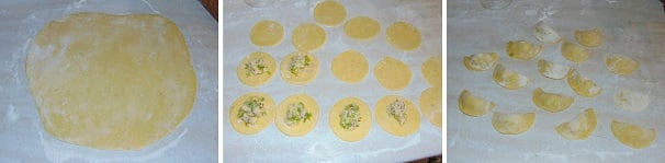 tortelli porri e patate ricetta facile