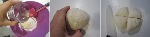 Pasta kataifi fatta in casa