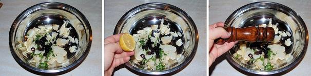 insaat di baccalà e olive facile