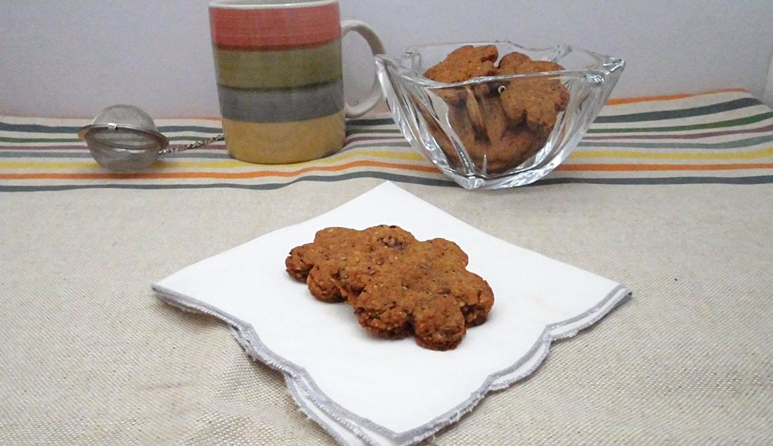 Disegno cucinare i semi di lino photographs : Biscotti senza uova con carote e semi di lino