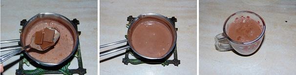 cioccolata casa preparazione facile