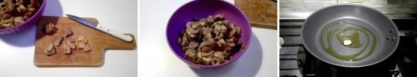 funghi trifolati ricetta