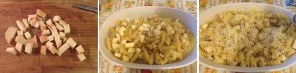 pasta e patate al forno proc 3