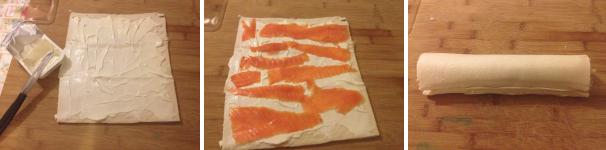 tronchetto al salmone proc 2