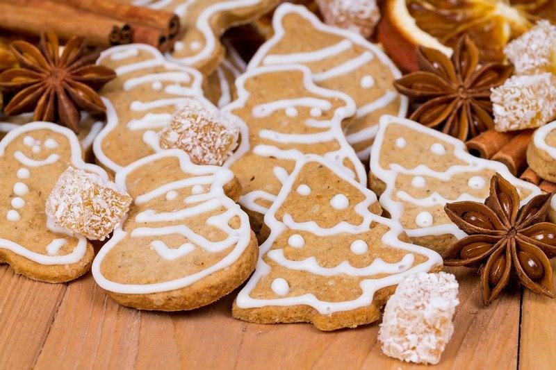 Biscotti Di Natale X Bambini.Ricette Dolci Di Natale Per Far Felici Grandi E Bambini