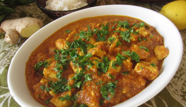 Butter Chicken indiano