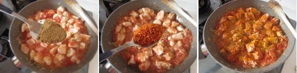 Butter Chicken speziato