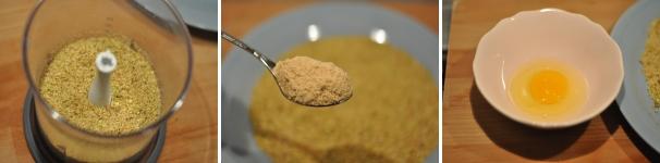 Cotoletta di pollo al pistacchio ricetta facile