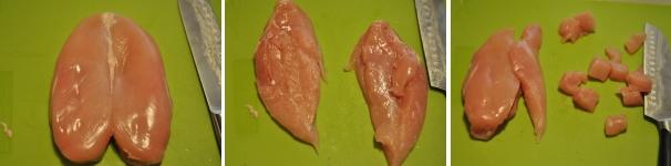 Spezzatino di pollo e broccoli ricetta facile