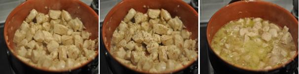 Spezzatino di pollo e broccoli ricette di stagione