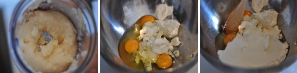 Torta di pere e Roquefort ricetta facile