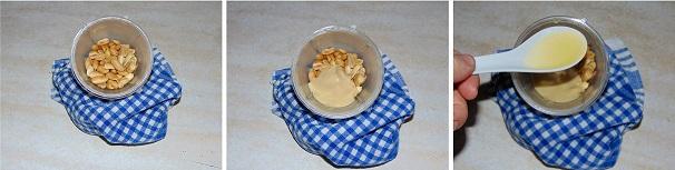 pesto di arachidi ricetta facile