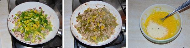 salsiccia e peperoni