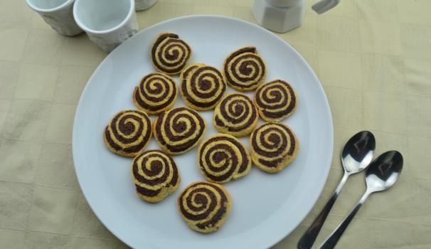 biscotti girella foto fine proc