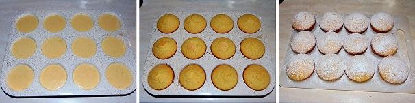 muffin dolci leggeri preparazione