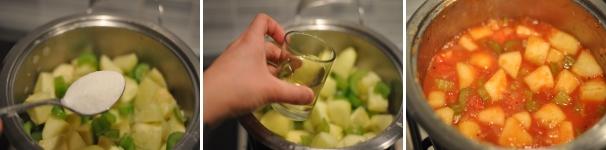 Caponata con le mele ricetta semplice
