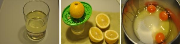 Ciambella al limone ricetta passo a passo