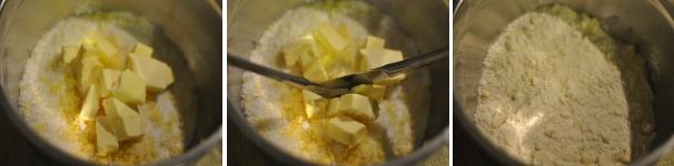 Scones al limone e cocco ricetta facile