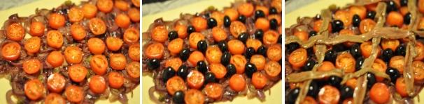 Pissaladiere ricetta veloce
