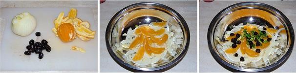 insalata di arance veloce
