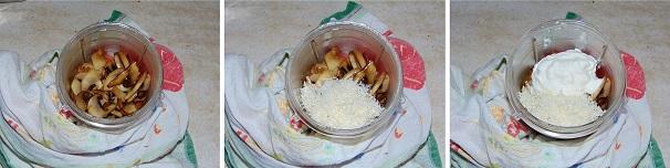 crema di funghi e panna ricetta facile