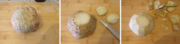 sedano rapa in padella con salsa di soia proc 1