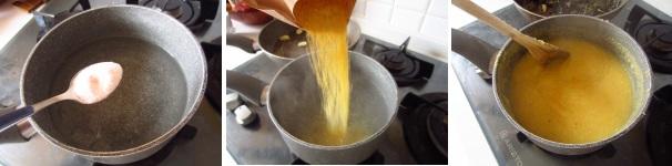 Frascatula calabrese piatto tradizionale