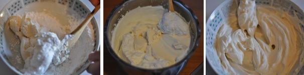 Biscotto farcito con crema alle fragole e granella di pistacchi ricetta passo a passo