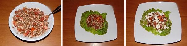 insalata fredda con feta facile