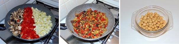 insalata di pasta vegetariana veloce