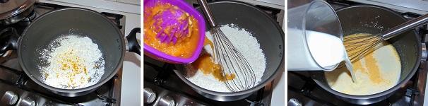 crostata all'arancia facile