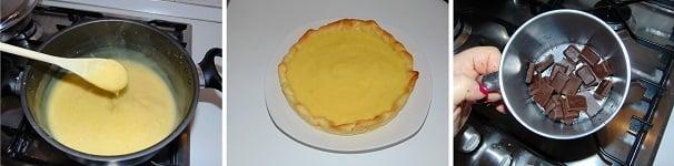 crema pasticcera all'arancia senza uova