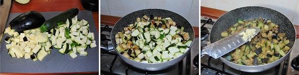 padellata di verdure leggera e facile