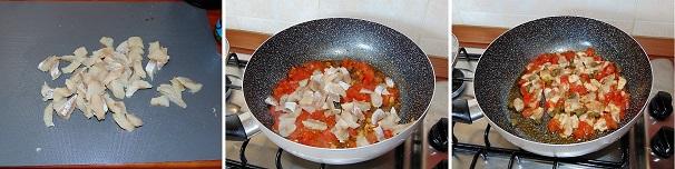 gallinella di mare sugo per pasta veloce