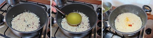risotto tostatura perfetta cremoso facile e veloce